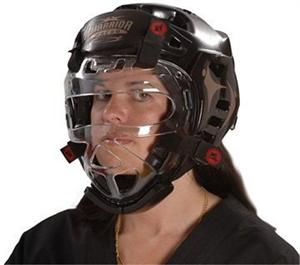 Warrior Face Shield